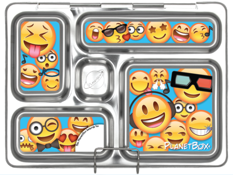 PlanetBox Magnet Emoticons Rover