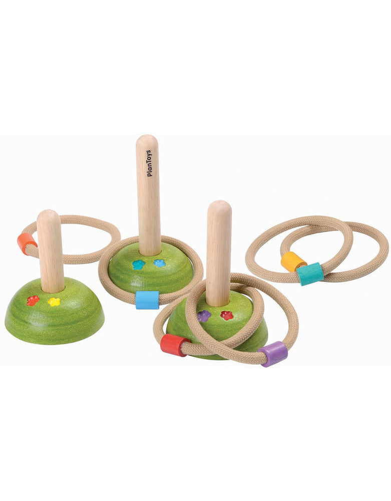 Plan Toys - Meadow Ring Toss