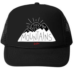 Bubu Hat - Say Yes to the Mountains