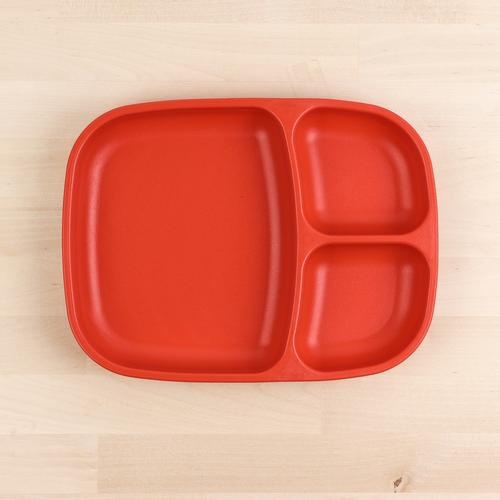Re-Play - Divided Tray - Red