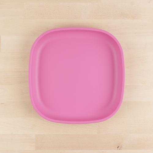 "Re-Play - 9"" Plate - Bright Pink"