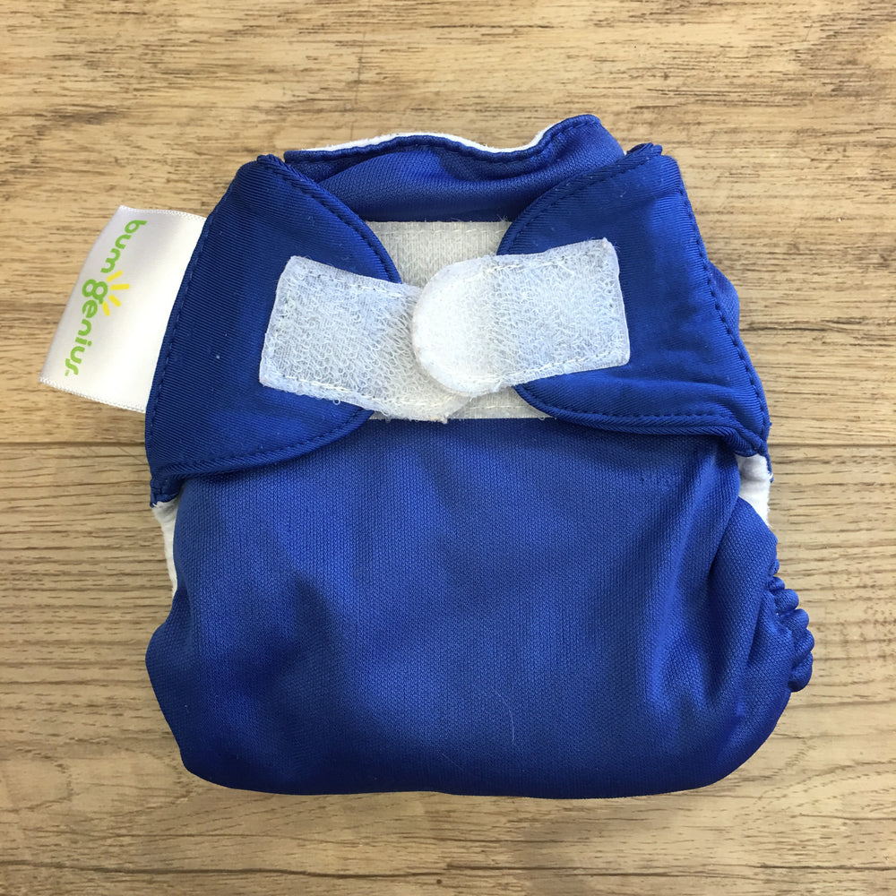 AL bumGenius Newborn All-in-One - Stellar (EUC)