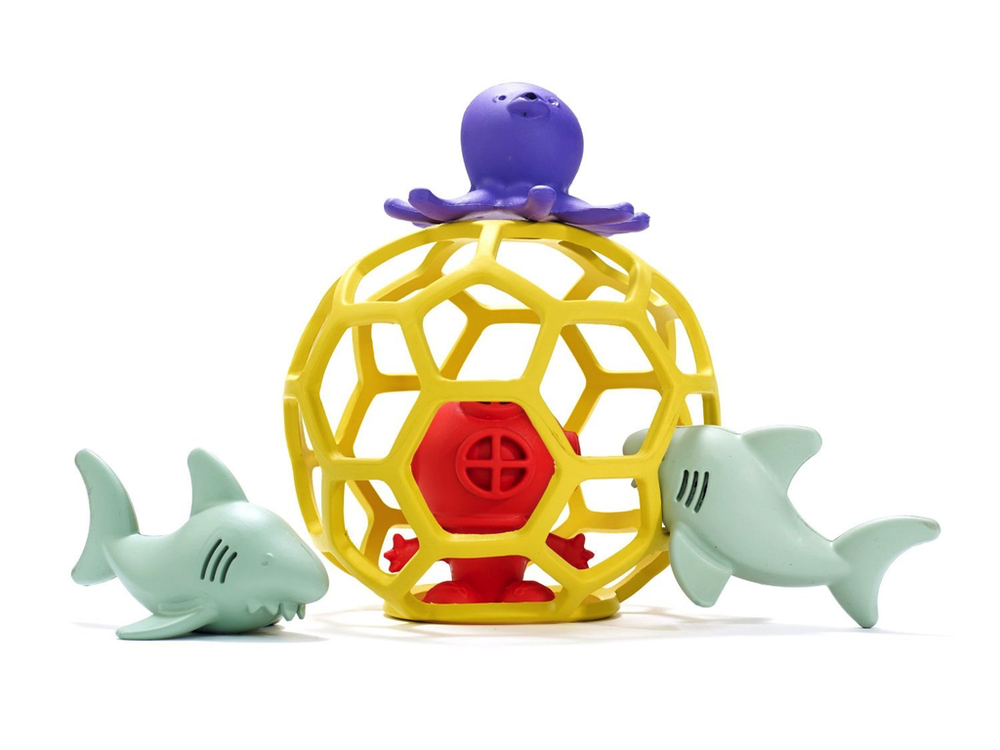 Begin Again Toys - Bathtub Ball - Shark Tank