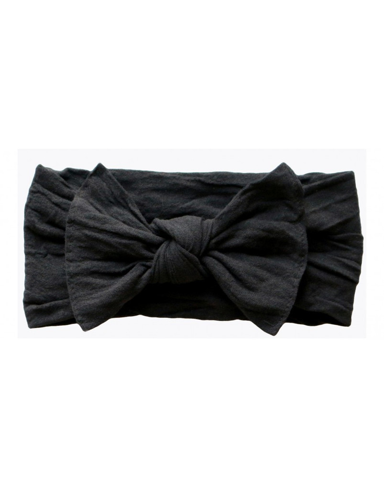 Baby Bling Bows - Classic Knot - Black