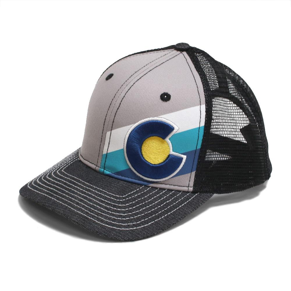 YoColorado - Kids Fit -  Incline Trucker - Roundhouse
