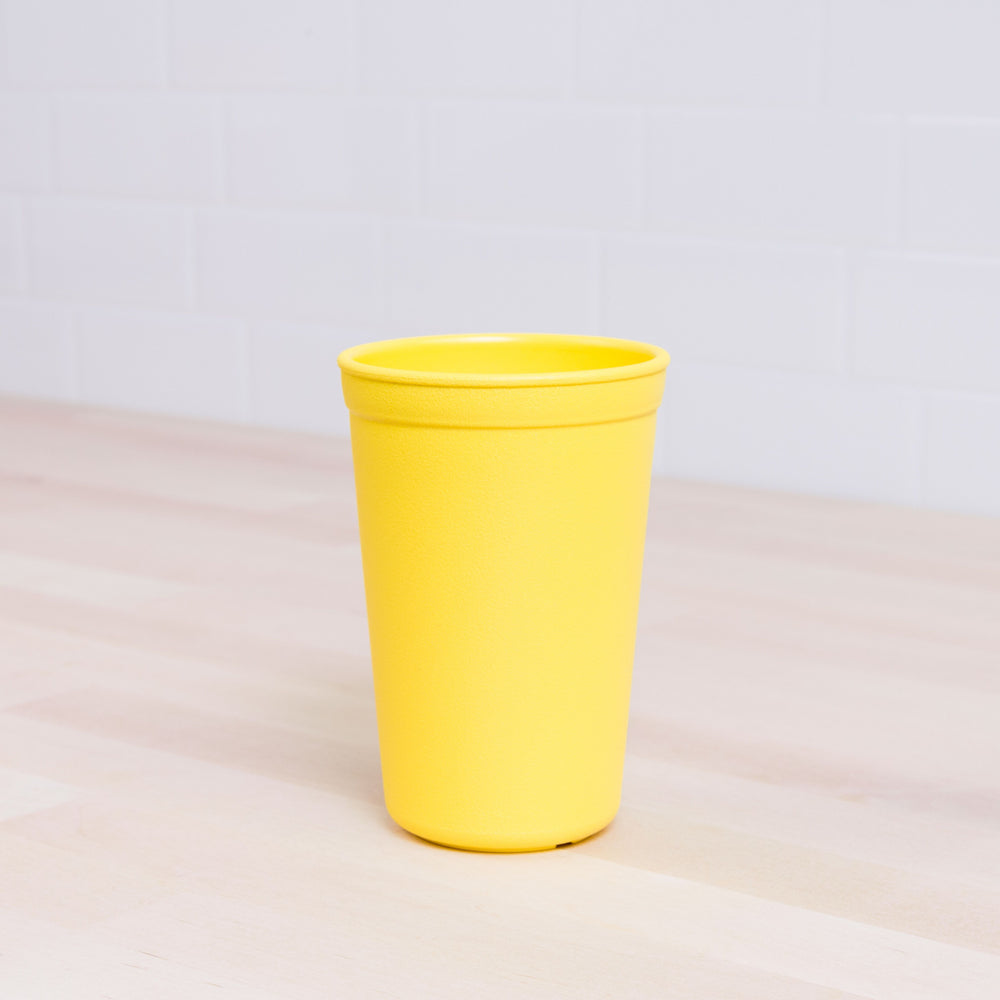 Re-Play - 10oz Drinking Cup - Yellow