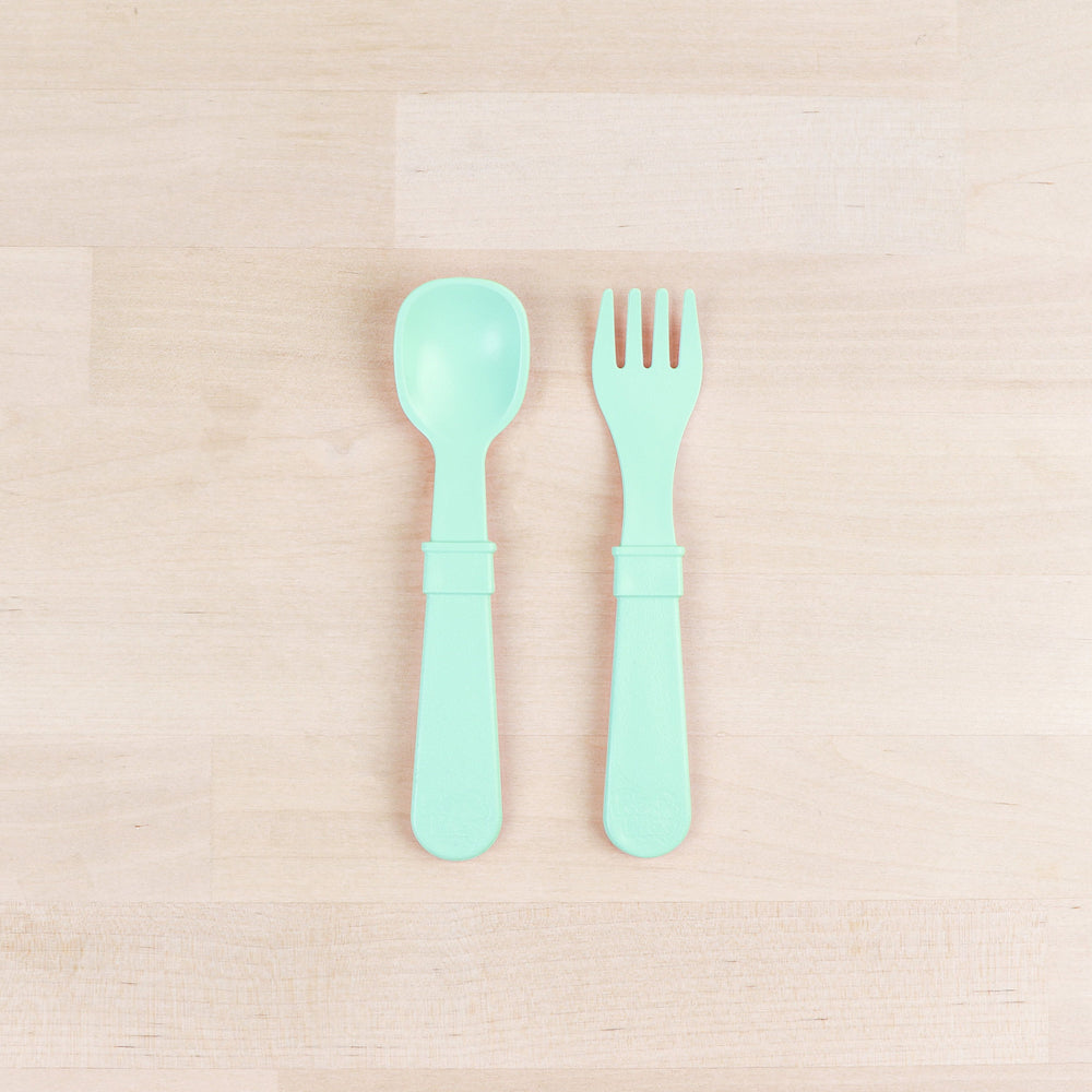 GoSili - Mint - Silicone Straw Tin