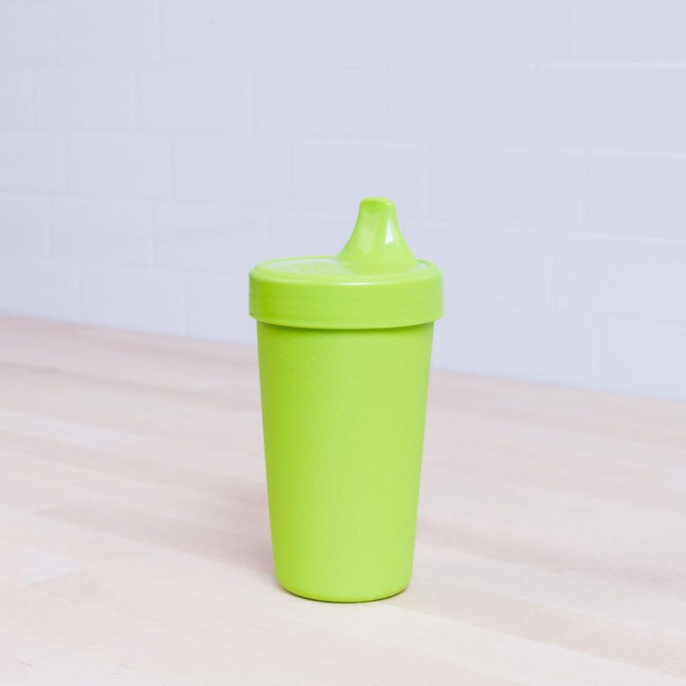 Re-Play - No-Spill Sippy Cup - Lime Green