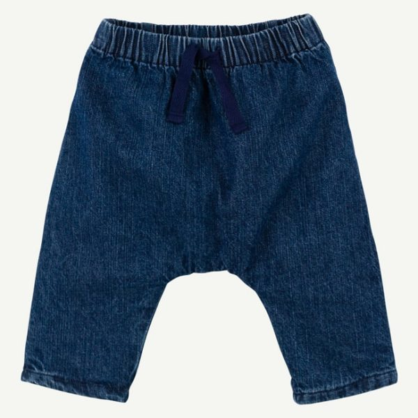 Oliver and Rain - Denim Pants (Baby/Toddler)