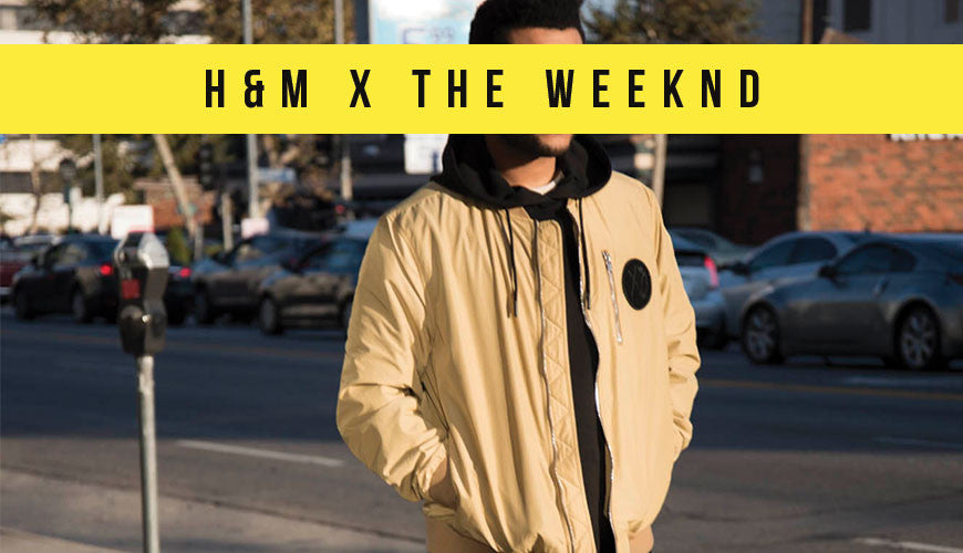 First Look At The Weeknd's H&M Spring Icons Campaign (Teaser)
