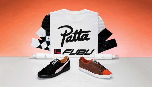 Patta Teams up With PUMA, UNDEFEATED, FUBU, & more