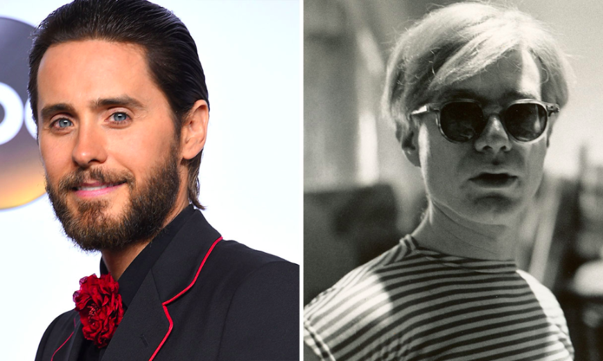 Jared Leto Is Playing Andy Warhol In The Upcoming Biopic