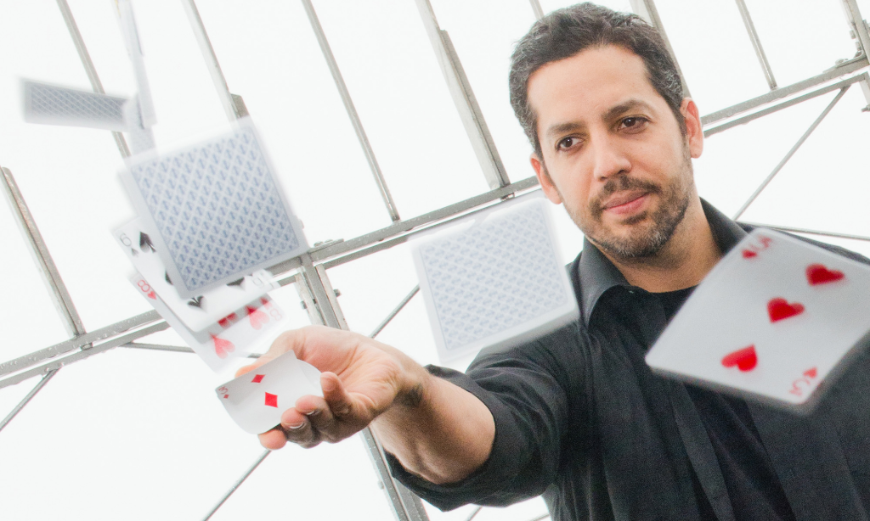 Watch David Blaine's Entire TV Special