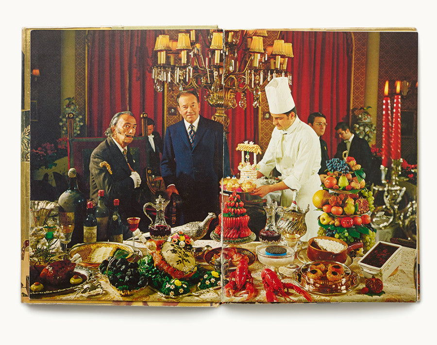 Salvador Dali's Infamous Cookbook Is Finally Re-Released In All Its Surrealist Glory