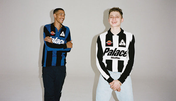 Palace Skateboards Shares SS17 Lookbook