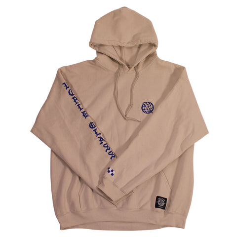 World Class Gothic Hoodie - Cream