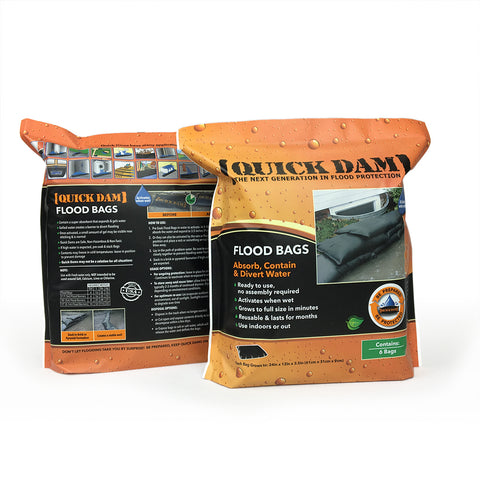 Quick Dam Flood Bags