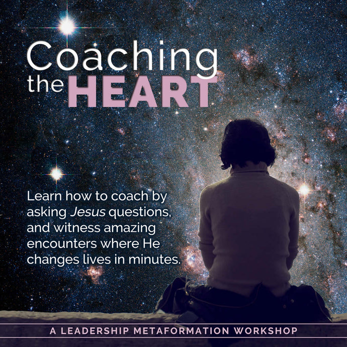 Coaching The Heart Workshop | DATE TO BE ANNOUNCED