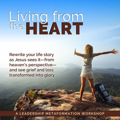 Living From The Heart Workshop | Edmonton, Oct 23-26, 2019