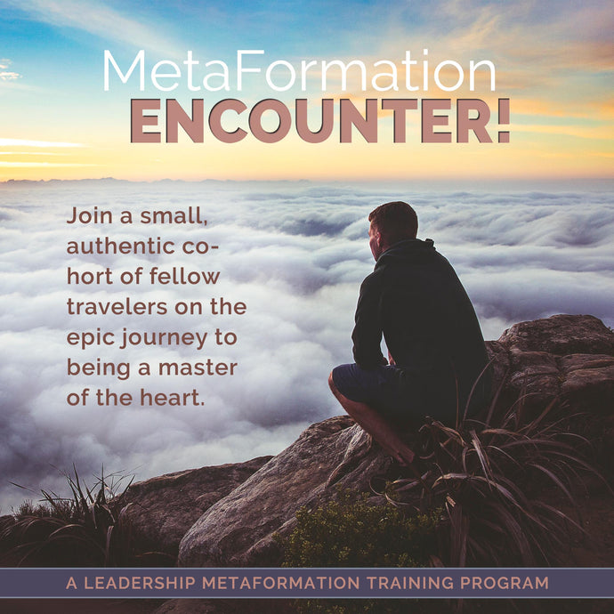MetaFormation Encounter! Online Training Program (Includes All 4 Heart Encounter Courses)