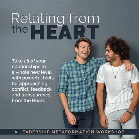 Relating From The Heart Workshop | Edmonton, Nov 18 - 21, 2020