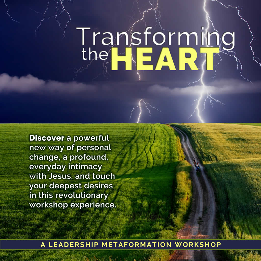 Transforming the Heart Workshop | Edmonton Nov 18 - 21, 2020