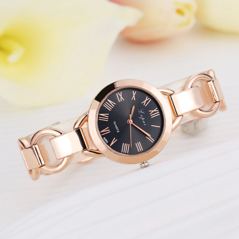 Nice Ring Type Bracelet Watch - Her Watch