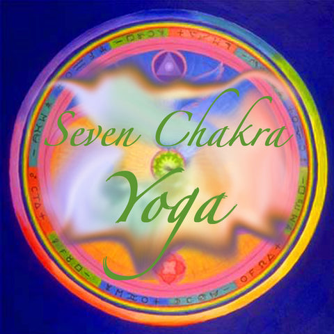 "NCCPT Guided Group Meditation CEU (BREATH WORK music). ""SEVEN CHAKRA YOGA"" - digital download (full album)"