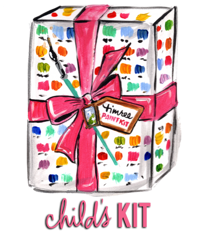 Paint Kit Subscription - Child