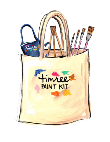 Starter Pack for Paint Kit