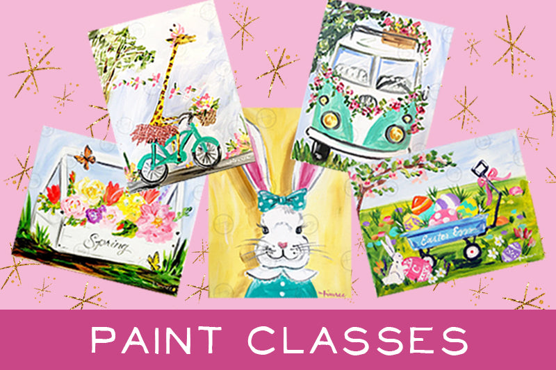 Timree Paint Studio - Step by Step Paint Classes & Parties!