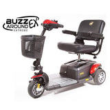 Golden Technologies Buzzaround Extreme 3 Wheel Scooter