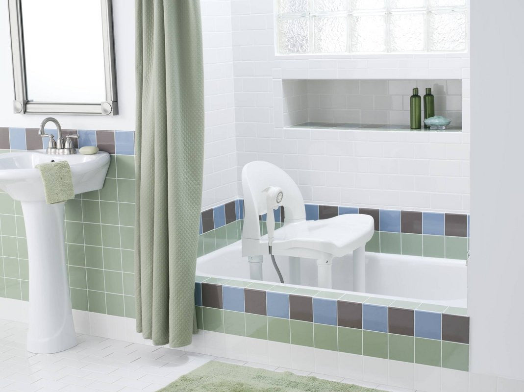 MOEN TOOL FREE SHOWER CHAIR – EVERYTHING MEDICAL