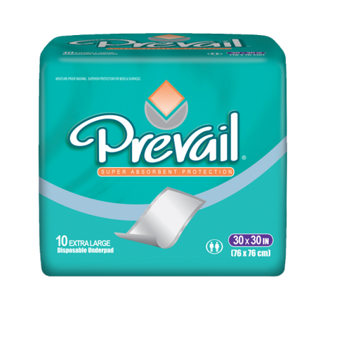 Prevail Super Absorbent Chux Underpad