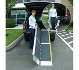 EZ-ACCESS SUITCASE TRIFOLD RAMP