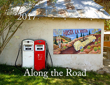 2017 Along the Road Calendar