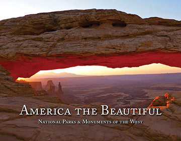 2017 National Parks Wall Calendar - America the Beautiful