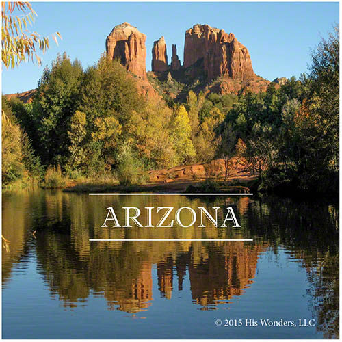 Arizona - Catherdal Rock Coaster