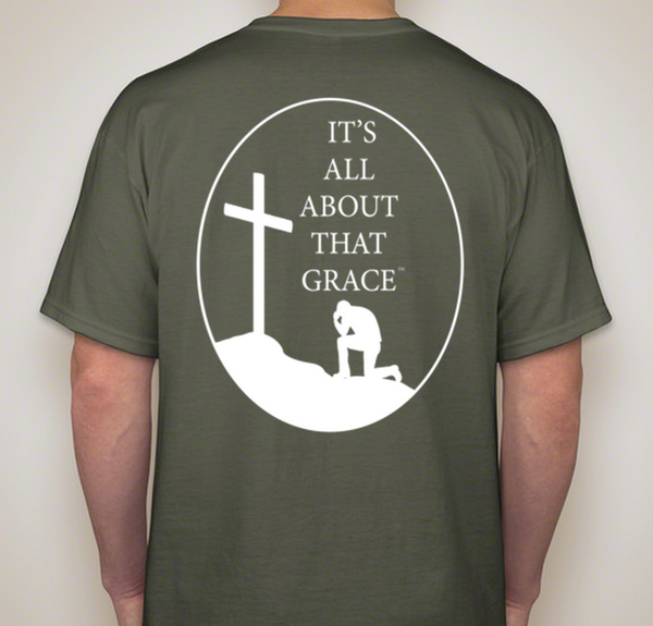 It's All About that Grace - Short Sleeve Tee