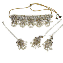 Load image into Gallery viewer, Asma Choker Set