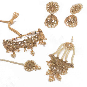 Shaila Wedding Set