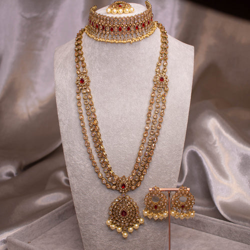 Maansi Choker Bridal Set