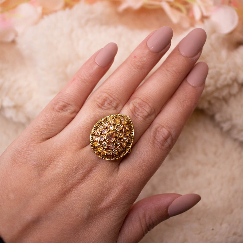 Small Antique Ring