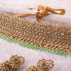 Hamnaa Choker set - Mint