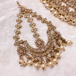 Dina Bridal Necklace set