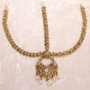 Shabnam head chain - Golden