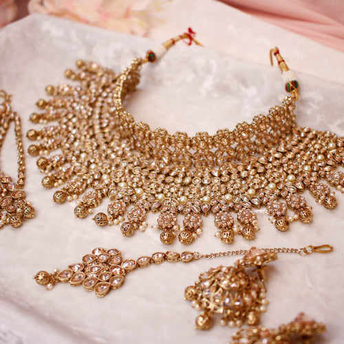 Liaqat Bridal Necklace set