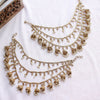 Statement Jhumka Earring Chains