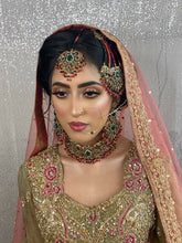 Load image into Gallery viewer, PRE ORDER :Amelia Mehndhi Bridal Choker Set