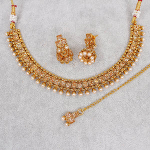 Rotna Small Gold Set